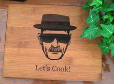 Breaking Bad Inspired Heisenberg Let's Cook Custom by MZBETZY, $29.00