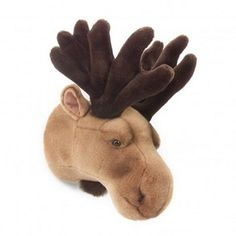 Moose Wall Mount $109.00 #sweetcreations #baby #toddlers #kids #decor