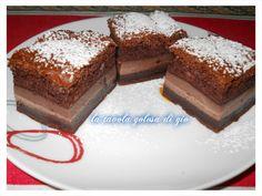 torta magica al cacao , è bello applicare ogni tanto un po' di magia alla nostra fantasia che dedichiamo alla cucina, Resteranno tutti a bocca aperta