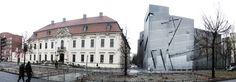 Daniel Libeskind - musée juif de Berlin