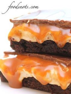 Snickers Brownies Recipe That's So Amazing You Have to Taste It to Believe It | The Stir.