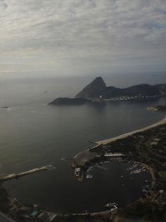 Rio de Janeiro from the sky