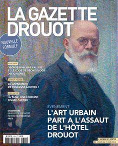Gazette Drouot n°24 du 17 juin 2016. #WebZine #ArtMarket #ModernArt #Pointillisme