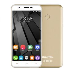 Beautiful, Luxury and Powerful, the OUKITEL U7 Plus is boasting its beauty freely with its shinning screen and breathtaking cover. You are always deserve a well design and equipped smartphone.