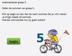 Middenbouw: Automatiseren groep 5