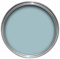 Fired Earth Interior & Exterior Duck Egg Blue Eggshell Multipurpose Paint - B&Q for all your home and garden supplies and advice on all the latest DIY trends Blue Bedroom, Bedroom Colors, Bedroom Ideas, Hallway Colors, Bedroom Small, Design Bedroom, Girls Bedroom, Duck Egg Blue Dulux, Dulux Warm Pewter