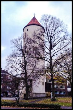 Münster auf den 2. Blick : #Buddenturm #Muenster #Germany