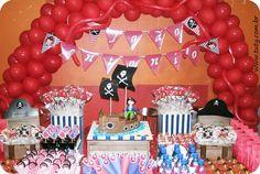 Blog da Tuty: A Festa Pirata - agora montada