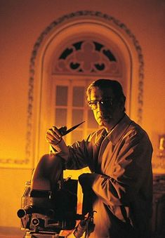 Satyajit Ray, renowned film director, India