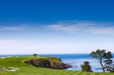 Amazing Pictures at Pebble Beach Golf Links Pebble Beach Resort, Amazing Pictures, Places Ive Been, Golf Courses, Landscapes, Destinations, Around The Worlds, The Incredibles, Green