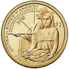 2015 P/&D Native American Sacagawea Dollars $1 Choice BU Mint US Coins