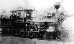 """Stephen Boothroyd 31st March 2018 I like No. 2 better. 2 Namcook 4-4-0 blt 1872 Rhode Island acquired 1877 10x18 54"""" ex Cincinnati & Martinsburg Antelope  sold 1883 to a construction contractor  much more cuter"""