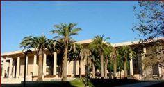 The California State University, Northridge's Oviatt Library.  Pinterest boards here:  http://pinterest.com/oviatt/