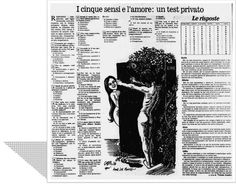 """i test di vuesse gaudio per """"la stampa"""""""