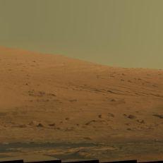 Mount Sharp panorama