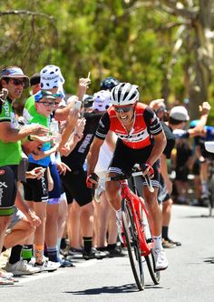Richie Porte of Australia and Team TrekSegafredo competes during the Santos Tour Down Under 2019 Stage 6 a stage from McLaren Vale to. Pro Cycling, Trek, Stage, 21st, Racing, Australia, Tours, History, Saints
