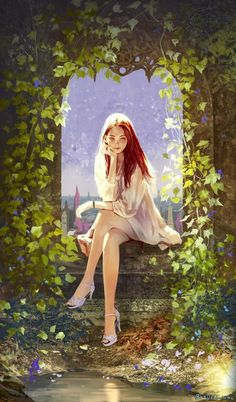 Imagen de anime, anime girl, and sung choul ham