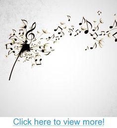 Music tattoo