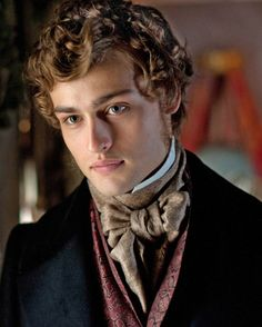 Douglas Booth as Pip in the BBC Christmas adaptation of 'Great Expectations' (2011).