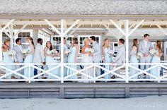 Lovely Coastal Nantucket Wedding | http://classicbrideblog.com/2015/04/lovely-coastal-nantucket-wedding.html/ Image by Mark Crosby, of Zofia & Co.