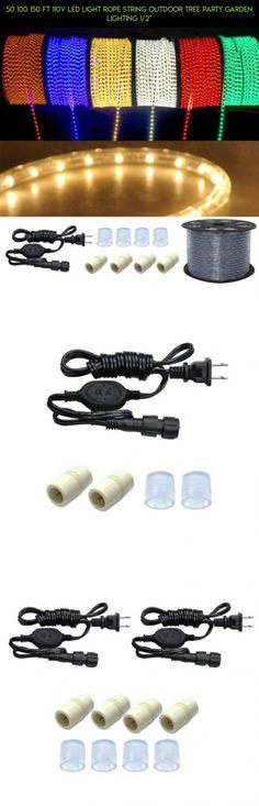 LED Rope Lights 110 120V