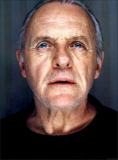 Oh Sir Anthony Hopkins (by Norman Jean Roy) how I love you! Have the lambs stopped crying yet Clarice? Heh heh heh!