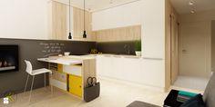 Aneks kuchenny - zdjęcie od 3Deko Wnętrza - Kuchnia - Styl Minimalistyczny - 3Deko Wnętrza