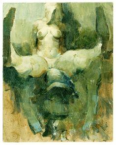 Nude, in Jean-Michel Brie's Ashley Wood Comic Art Gallery Room - 728258