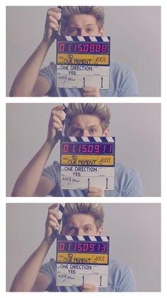 Niall moment fragrance teaser! <3