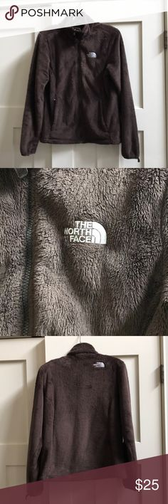 North Face fleece jacket North Face fleece jacket. Barely worn. Great light weight warm jacket. The North Face Jackets & Coats
