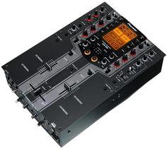 Pioneer DJM-909 - One Of The Best DJ Mixers For Scratching. #scratchmixer