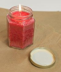 Make your own candles DIY CANDLES