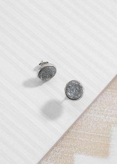Crystal Cave Earrings