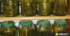 Ketchup, No Bake Cake, Preserves, My Recipes, Pickles, Cucumber, Mason Jars, Canning, Food