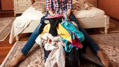Travelling and don't want to wind up with lots of dirty clothes? Here are some way help.