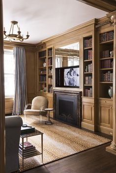 This is Bianca for MF Home TV so we've been getting a lot of commentslately like hey I have this kind of living room with this kind o. Living Room Images, Living Room Tv, Living Room Designs, Tv Unit Design, Tv Wall Design, Fireplace Tv Wall, Fireplace Ideas, Fireplace Design, Hidden Tv