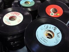 Went to K-mart every week to buy the top 40 songs on 45's.