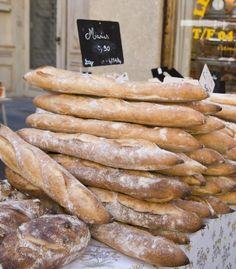 Vers stokbrood - lekkerder is er niet