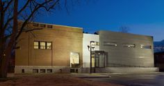 Transformer Station in Ohio City, a brand new art gallery that will be a future venue for events