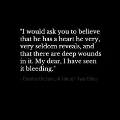 A Tale of Two Cities - Charles Dickens | One of my favorite books.