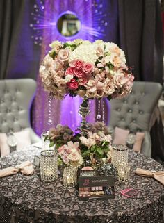 Glamorous #wedding #decor