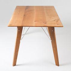 White Oak Bliss Table | Sean Woolsey