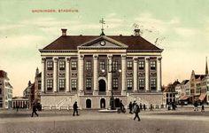 Stadshuis Groningen 1908