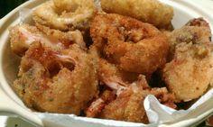 Crispy Calamares