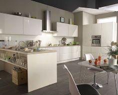 Cuisine Modena - Ixina | Pinterest | Cuisine blanche, Ilot de ...