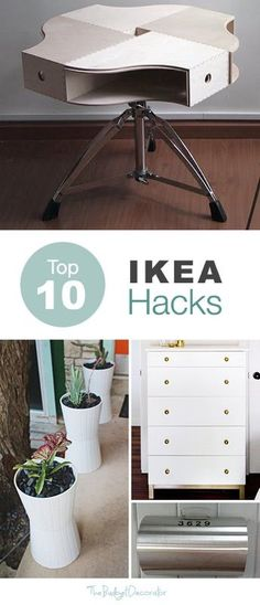 We all love it, that huge, lovely, ever so affordable home decor heaven where you can get things that look cool and update your home, for a fraction of the cost. Yes, we mean Ikea.... Read More