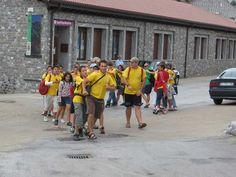Galería de fotos » Excursiones - Puebla de Lillo | GMR summercamps