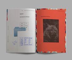 Editorial Design Inspiration: Snow Wolf by #TomJueris
