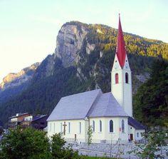 Au, Kirche Hl. Leonhard Vorarlberg