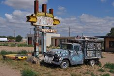 Tucumcari fell victim to the fickle motorists who abandoned Route 66